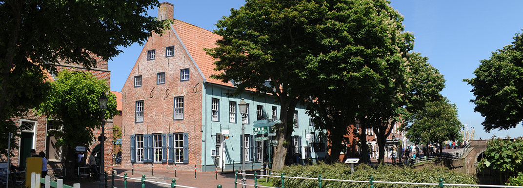 Hohes Haus in Greetsiel