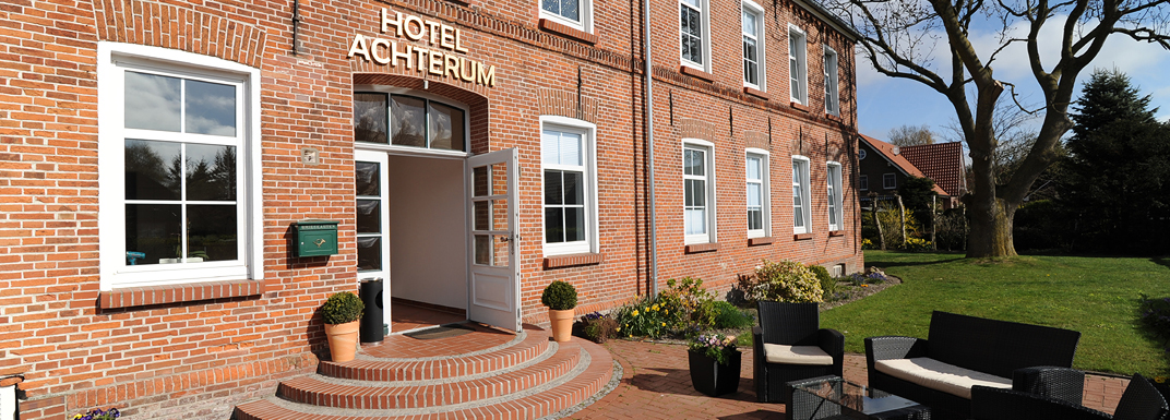 Hotel Achterum in Greetsiel