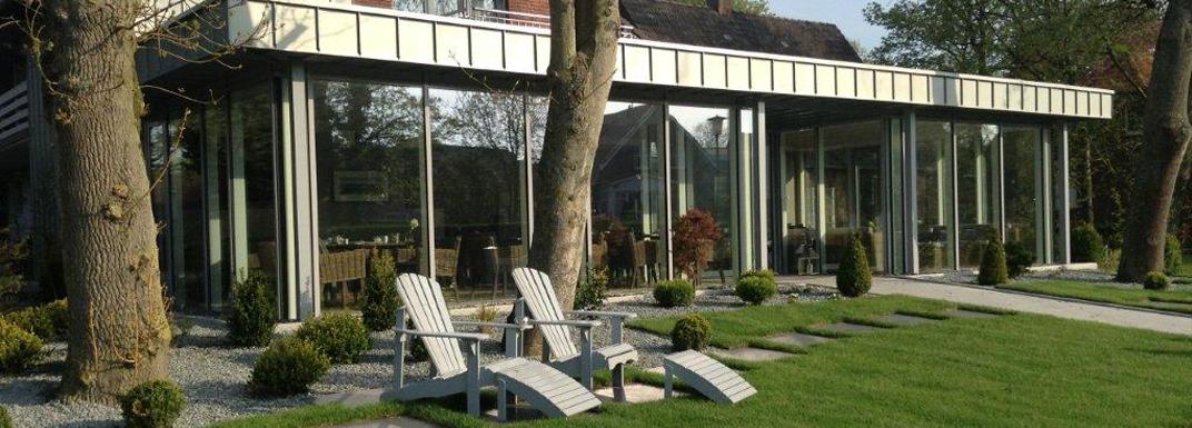 Hotel Pension Leegerpark Greetsiel