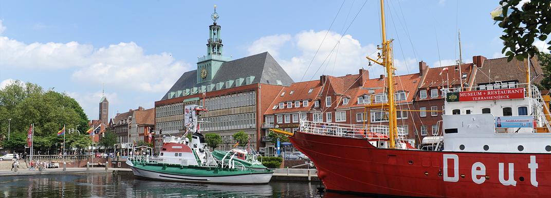 Emden, Ratsdelft
