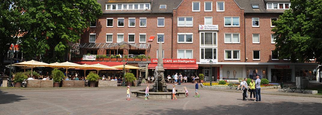 F�rbringerbrunnen in Emden